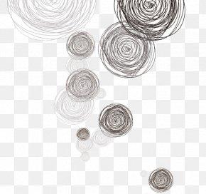 Hand-drawn Line Circle - Circle Download PNG