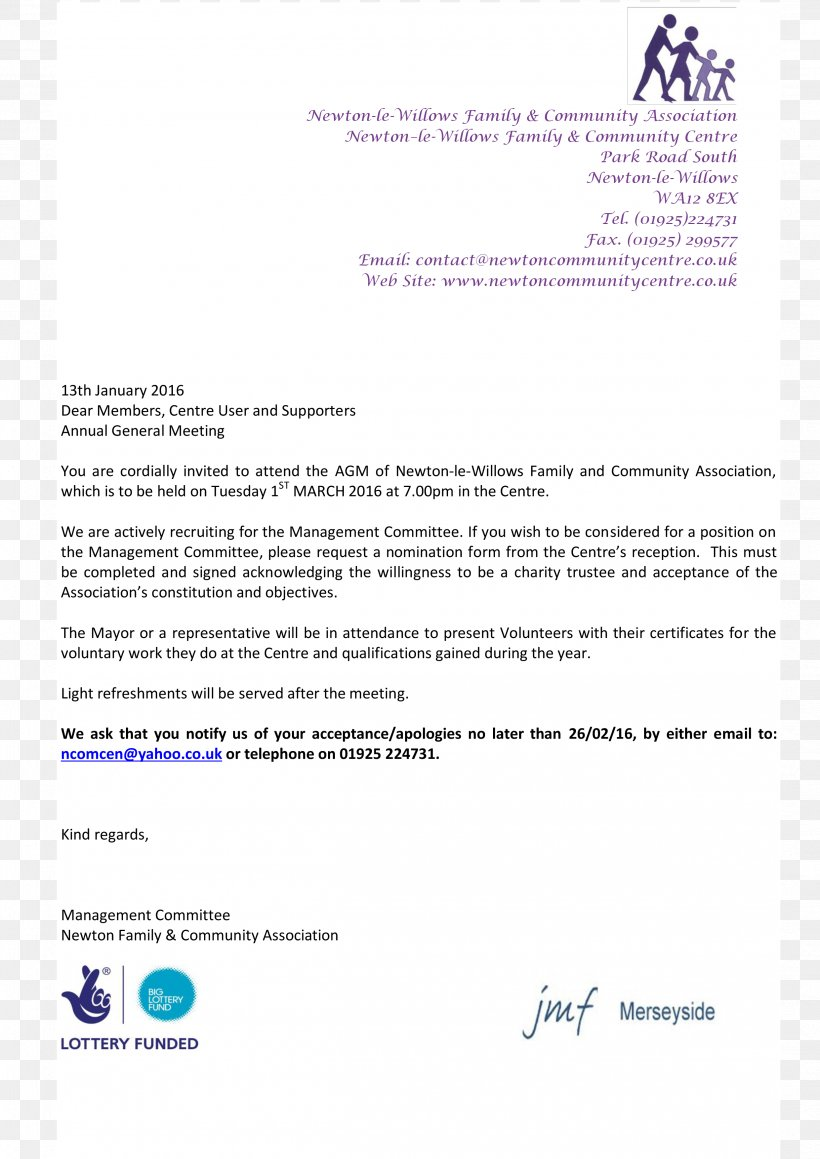 Wedding Invitation Annual General Meeting Cover Letter PNG