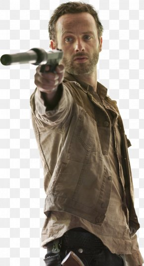Season 3 Rick Grimes Merle DixonDead - Andrew Lincoln The Walking Dead PNG