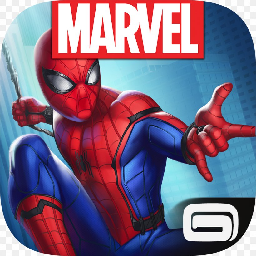 Spider-Man Unlimited The Amazing Spider-Man Iron Man, PNG ...