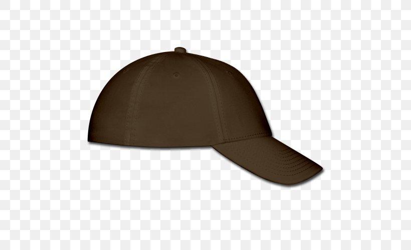 Baseball Cap Headgear Hat, PNG, 500x500px, Cap, Baseball, Baseball Cap, Brown, Hat Download Free