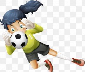 Football - Football Goalkeeper Stock Photography Clip Art PNG