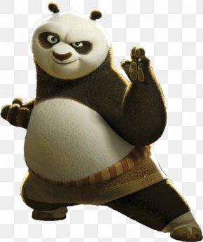Kung-fu Panda - Po Master Shifu Giant Panda Kung Fu Panda PNG
