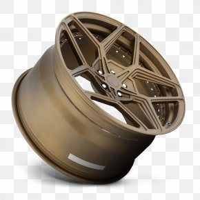 Design - Wheel Metal PNG