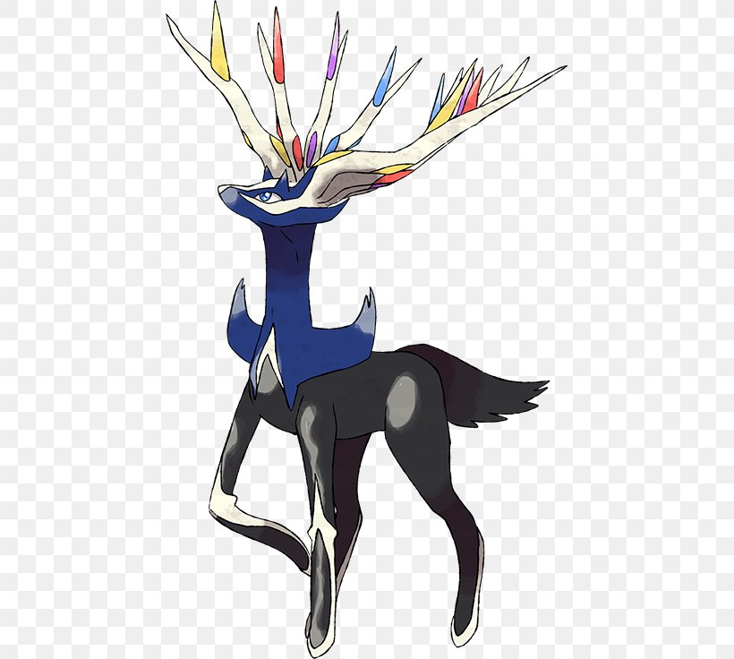 Pokemon X And Y Pokemon Go Xerneas And Yveltal Png