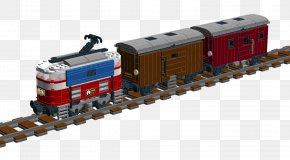 Train - Train Passenger Car Locomotive Railroad Car Cargo PNG