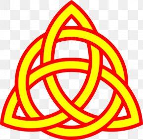 Grant Cliparts - Celtic Knot Symbol Celts Triquetra Trinity PNG