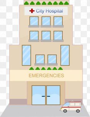 Amp Cliparts - Hospital Cartoon Clip Art PNG