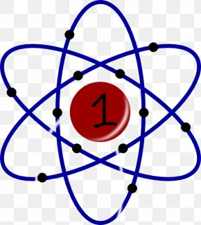 Number One - Atom Royalty-free Clip Art PNG