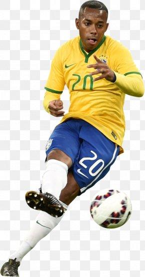 Brazil - Robinho Brazil National Football Team Real Madrid C.F. Football Player Sport PNG