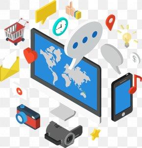 Social Media - Social Media Marketing Management Product Communication PNG