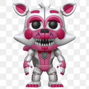 Five Nights At Freddy's: Sister Location - Five Nights At Freddy's: Sister Location Five Nights At Freddy's 2 Funko Action & Toy Figures PNG