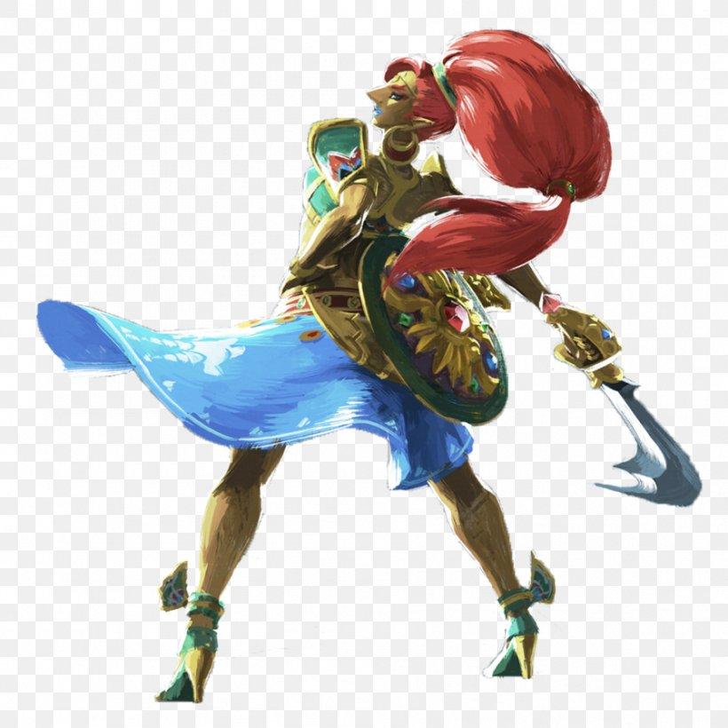 The Legend Of Zelda Breath Of The Wild Link Princess Zelda