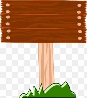 Signboard Picture - Signage Clip Art PNG