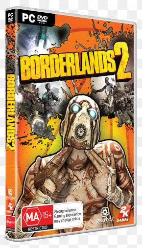 Borderlands 2 PlayStation 3 Xbox 360 Call Of Duty: World At War PNG