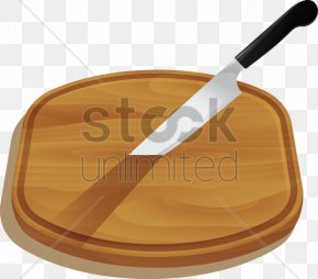 Cutting Vector - Knife Cutting Boards Kitchen Knives Clip Art PNG