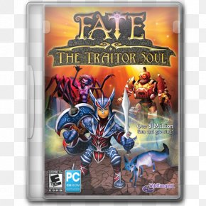 Fate The Traitor Soul - Action Figure Pc Game Video Game Software PNG