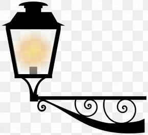 Street Light - Street Light Light Fixture Lighting Clip Art PNG