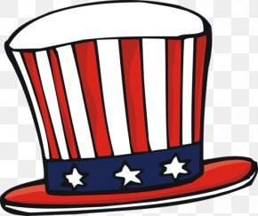 Yankees Cap Cliparts - United States Uncle Sam Hat Clip Art PNG