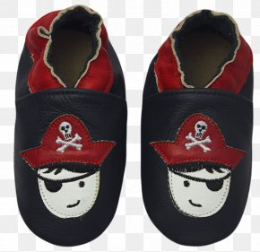 Captain Hook - Slipper Captain Hook Shoe Piracy Boy PNG