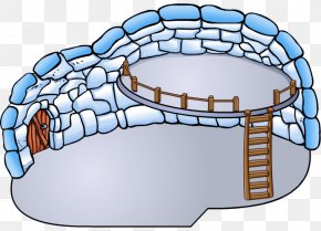 Igloo Photos - Club Penguin Igloo Storey Clip Art PNG