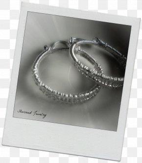 Silver - Silver Bracelet Chain PNG