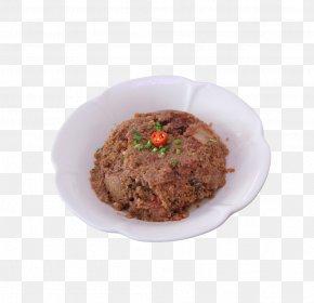 Steamed Pork Ribs With Glutinous Rice Flour - Glutinous Rice Steaming Pork Ribs Rice Flour PNG