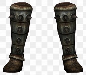 The Elder Scrolls - The Elder Scrolls V: Skyrim Boot Ulfric Stormcloak Armour Video Game PNG