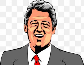 Bill Clinton - Bill Clinton United States Of America President Of The United States Clip Art Vector Graphics PNG