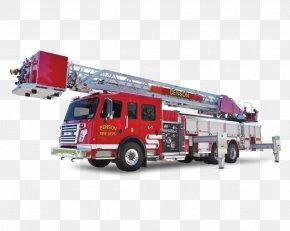 Fire Truck - Fire Engine Firefighter Firefighting Apparatus Fire Department PNG