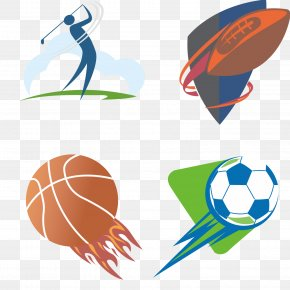 Sports Logo Vector - Golf Sport Clip Art PNG