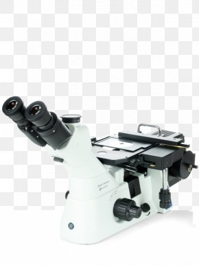 Microscope - Inverted Microscope Laboratory Science Digital Microscope PNG