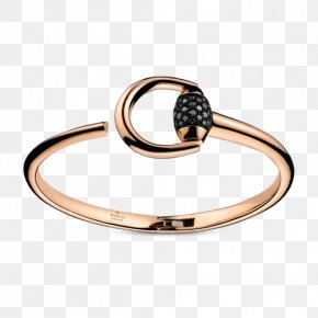 Curve Ring - Earring Jewellery Bracelet Bangle Gold PNG