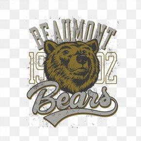Creative T-shirt - T-shirt Bear PNG