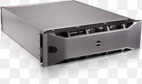 San Storage - Data Storage Dell EqualLogic Hard Drives Disk Array PNG