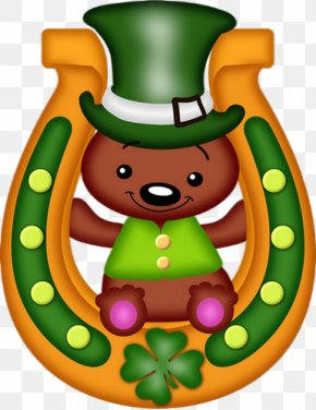 Saint Patrick's Day - Saint Patrick's Day 17 March Leprechaun PNG