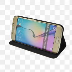 Smartphone - Samsung Galaxy S6 Edge Smartphone Mobile Phone Accessories SCV31 SC-04G PNG