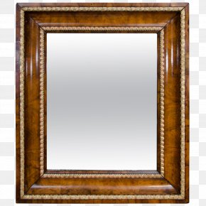Mirror - Mirror Picture Frame Wallpaper PNG