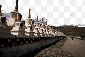 Sichuan Huiyuan Temple A Wind - Sichuan Wuwei, Gansu Jiayuguan City U60e0u8fdcu5bfa PNG