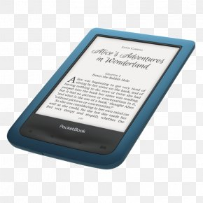 E-Readers PocketBook International E Ink Display Device E-book PNG