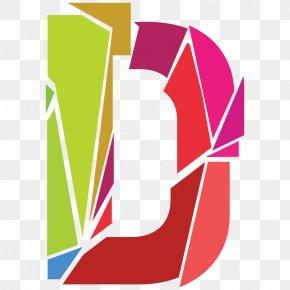 D - Letter Typeface Font PNG