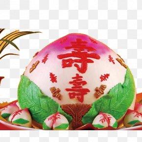 Peach Bun Feast PNG