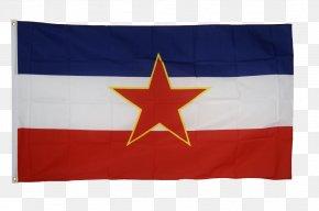 Flag - Socialist Federal Republic Of Yugoslavia Flag Of Yugoslavia Serbia And Montenegro PNG