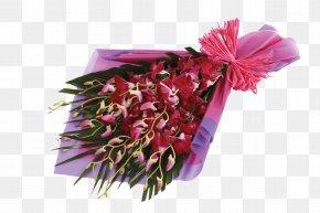 Bouquet - Floral Design Gift Flower Bouquet PNG