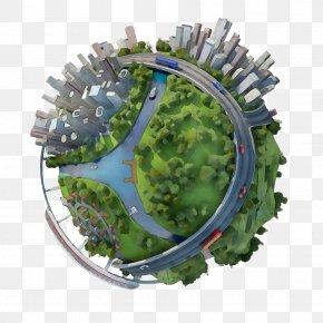 Earth World - Leaf Plant Font Urban Design Architecture PNG