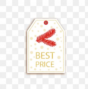 Christmas Discount Tag - Discounts And Allowances Discounting Christmas PNG