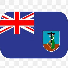 Flag - Flag Of Montserrat Flag Of The United Kingdom National Flag PNG