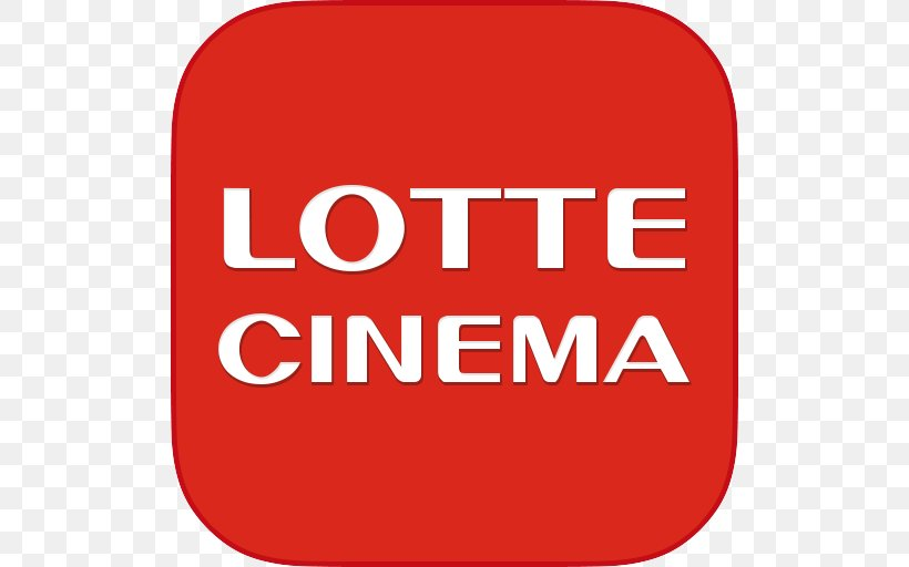 Logo Lotte Cinema Font Png 512x512px Logo Area Brand Lotte Cinema Red Download Free