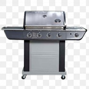 Barbecue - Barbecue Smoking Gas Burner Stainless Steel Grilling PNG