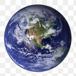Earth - Earth Space Planet Wallpaper PNG